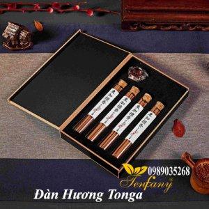 Đàn hương Tonga 4 ống