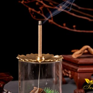 Đàn hương Sandalwood hình lục giác