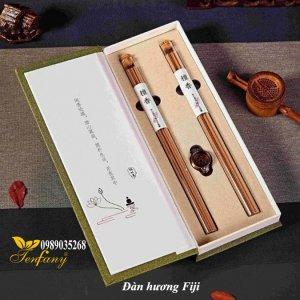 Đàn hương Fiji 2 ống dài
