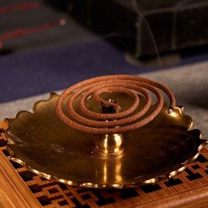 Nhang Đàn hương sandalwood vòng khoanh