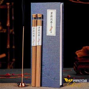 Trầm hương Nha Trang 2 ống dài 20gr