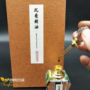 Tinh dầu Trầm Hương nguyên chất 3ml
