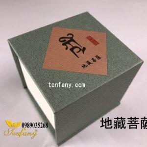 Trầm hương không keo kết dính (四大菩薩-地藏菩薩)
