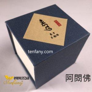Trầm hương không keo kết dính (五方佛-東方不動佛-阿閦佛)