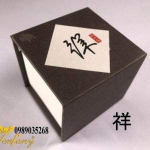 Trầm hương không keo kết dính (龍鳳吉祥-祥)