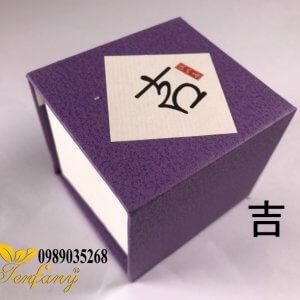 Trầm hương không keo kết dính (龍鳳吉祥-吉)