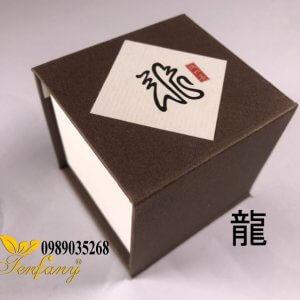 Trầm hương không keo kết dính (龍鳳吉祥-龍)