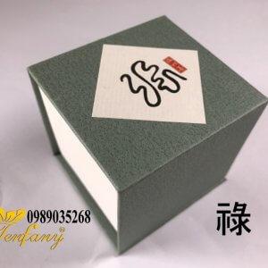 Trầm hương không keo kết dính (福祿壽-祿)