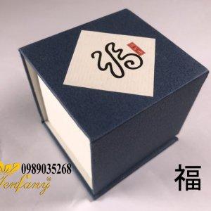 Trầm hương không keo kết dính (福祿壽-福)